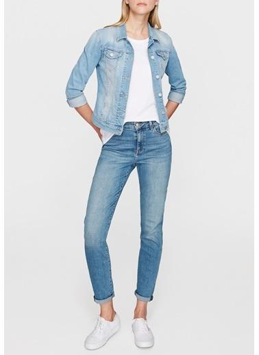 Mavi Daisy Vintage  Mavi Jean Ceket Gri